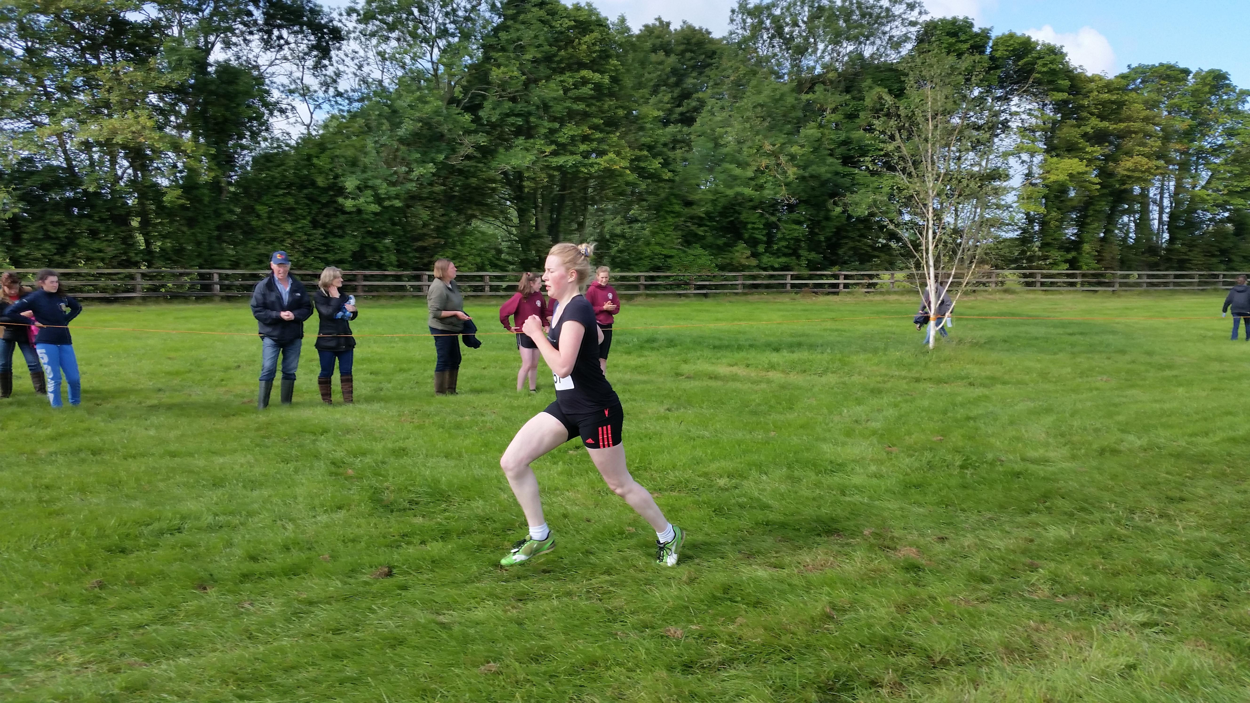 running at tetrathlon 2015